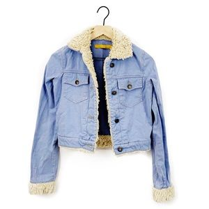 Anthropologie twill twenty two  jacket